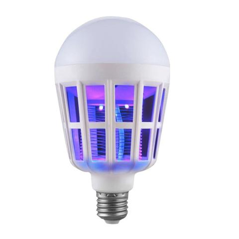 LED BULB WITH MOSQUITO KILLER