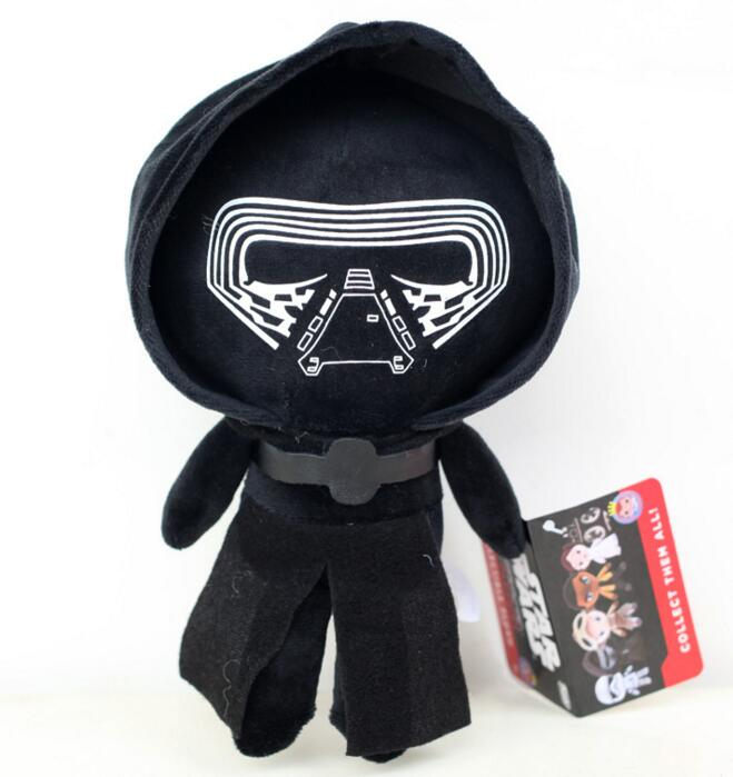 Star Wars Plush Doll Toys Darth Vader Kylo Ren Plush Leia Rey Storm