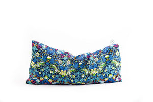 Spritz Wellness  Aromatherapy Liberty Print Eye Pillow - Strawberry Thief Green