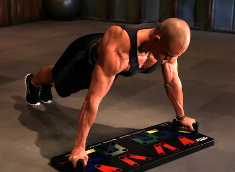 Power Push Up System