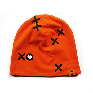 Cotton Reversible Beanie Hat