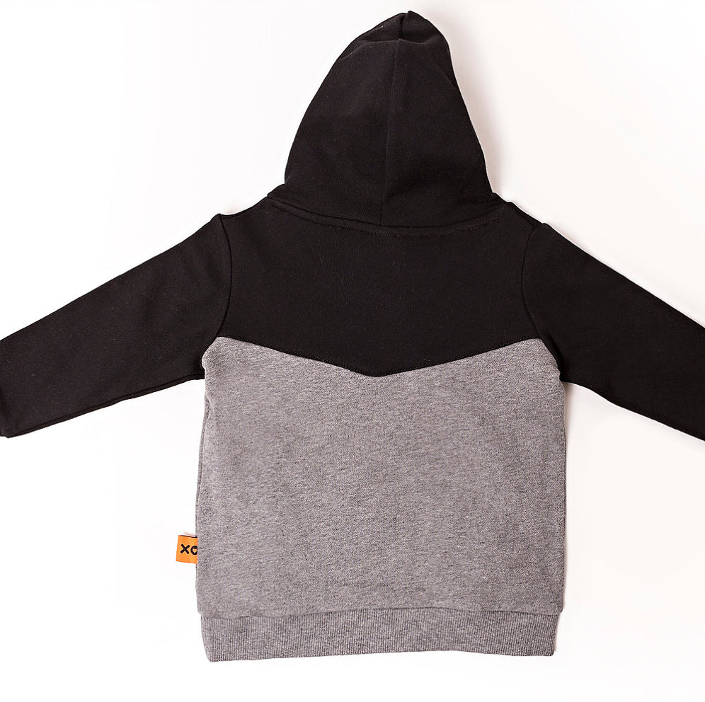 100% Cotton Relaxed Hoodie