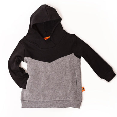 Cotton Relaxed Hoodie Jumper