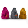 Rib Knit Kids Bobby Hat