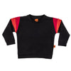Unisex Colour-block Kids Sweatshirt