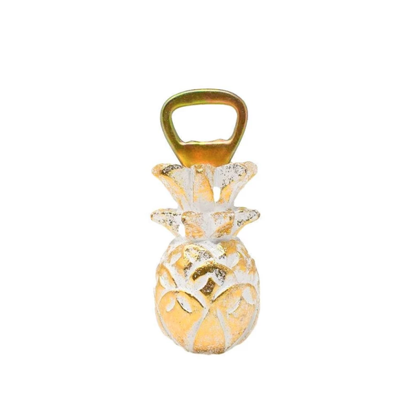 Pineapple Bottle Opener - The Boho Sophisticate