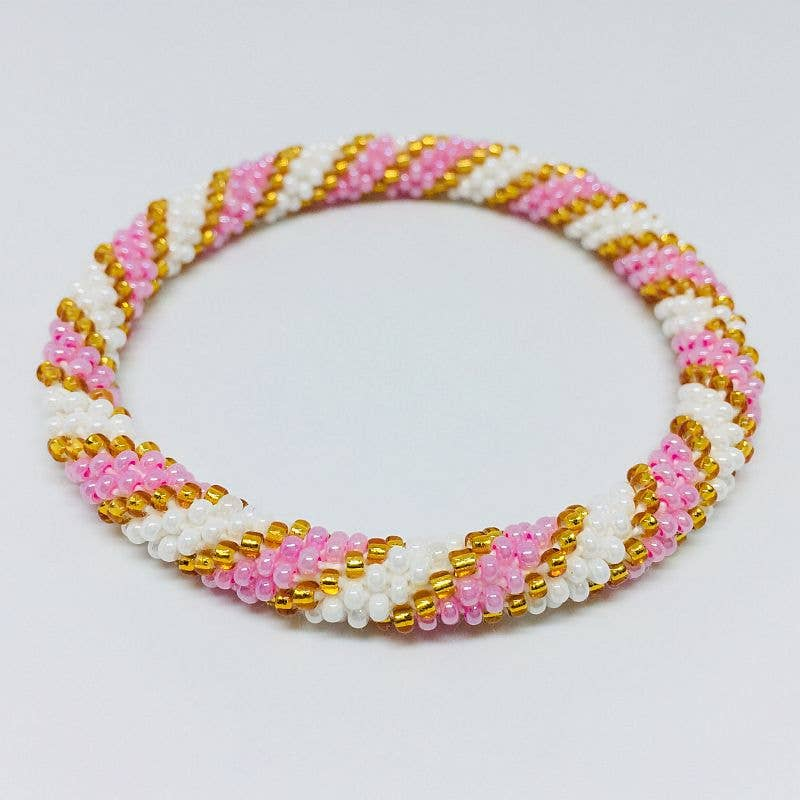 Liftedhope Bracelets - Pink Lovers 2 - The Boho Sophisticate