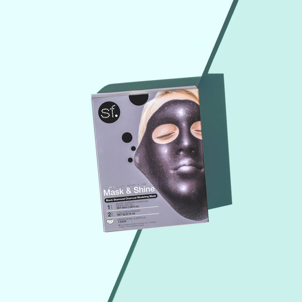 Activated Charcoal Modeling Gel Mask - The Boho Sophisticate