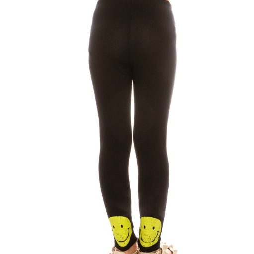 Girls' Emoji Leggings