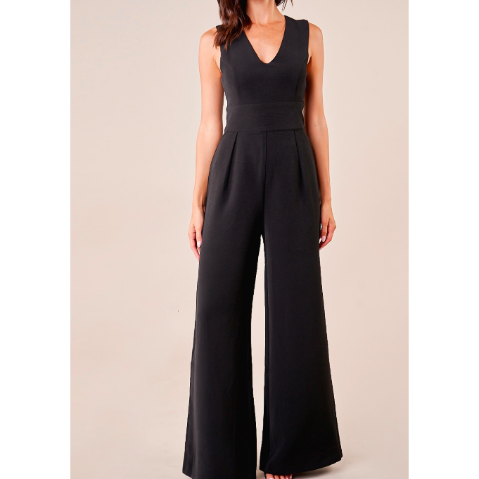 Samantha Jumpsuit - The Boho Sophisticate
