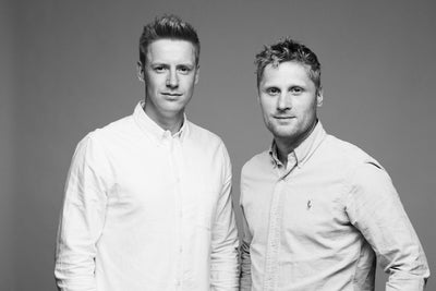 A moment with Martin Heinze and Lasse Nielsen, founders of RackBuddy