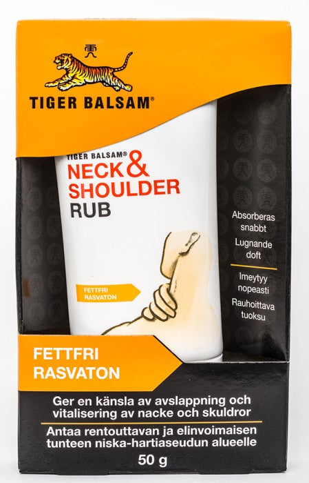 TIGER BALM Neck & Shoulder