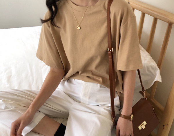 VOGUE Oversized T-shirt