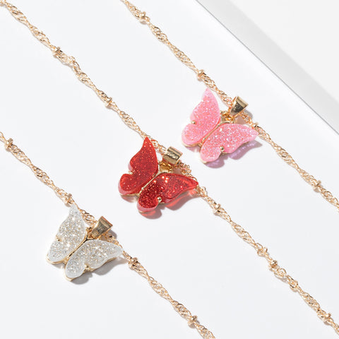 Esther Butterfly Necklace