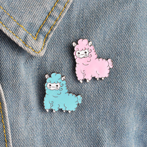 Kawaii Sheep Pin