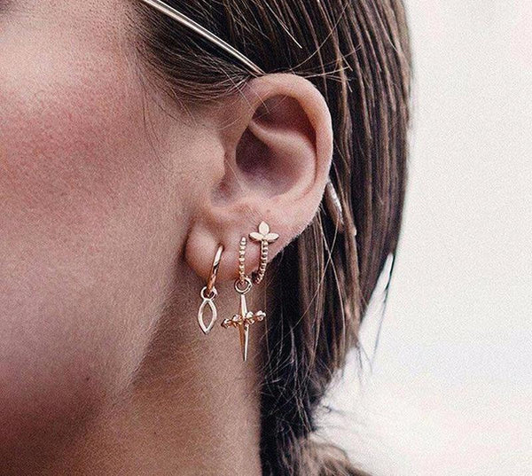 Boho Minimal Earrings
