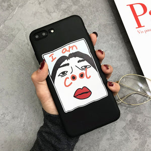 I AM COOL iPhone Case