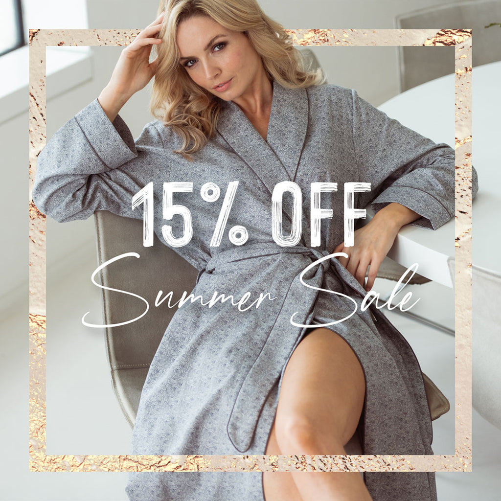 15% OFF already reduced sale prices!