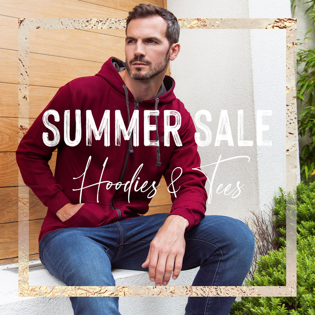 Summer Sale - Hoodies & Tees