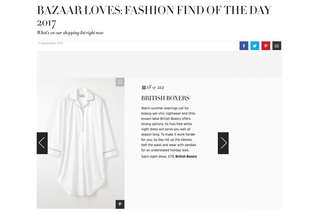 Harper's Bazaar's Fashion Find of the Day