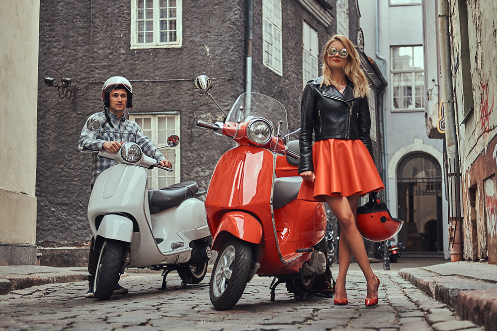 Vespa World Days 2018 - Belfast