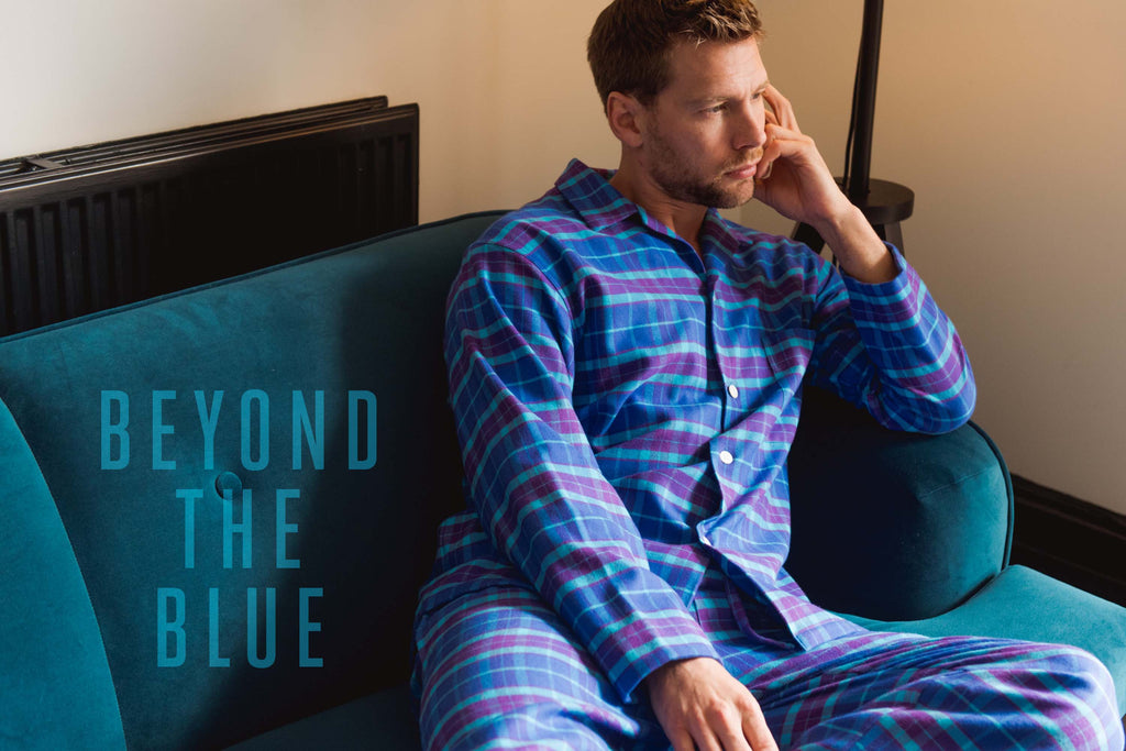 Go Beyond Blue - Introducing our Ultra Violet Check range