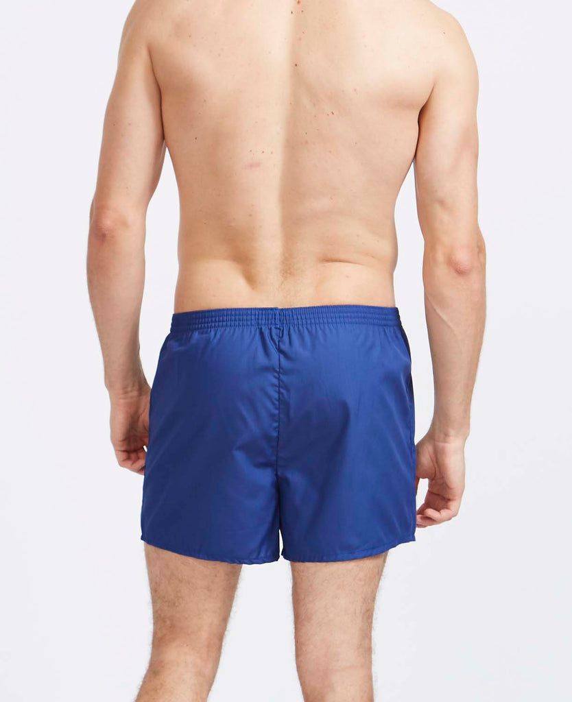 JAB PACK! 2 PAIRS OF BOXER SHORTS IN BLUES & WHITES FOR £36