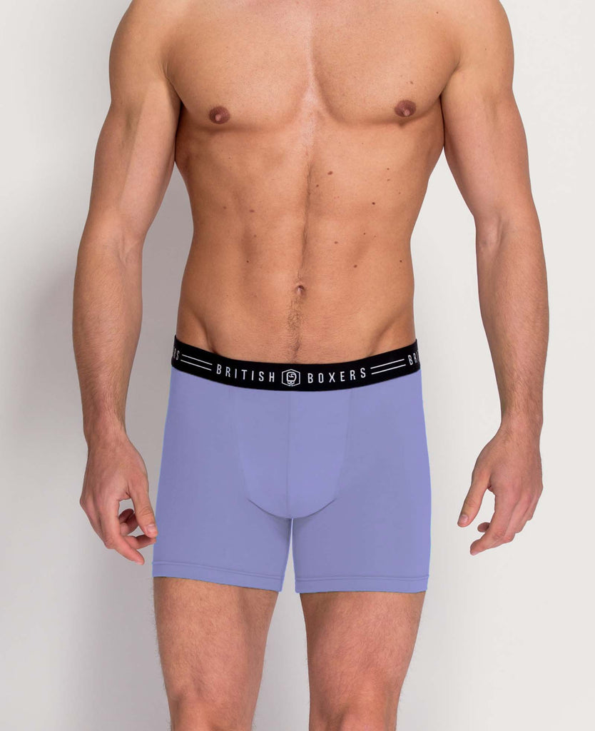 Stretch Trunks Steel