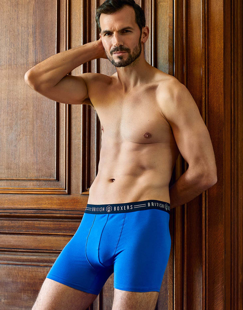 Lucky Dip! 4 Pairs of Stretch Trunks for £36