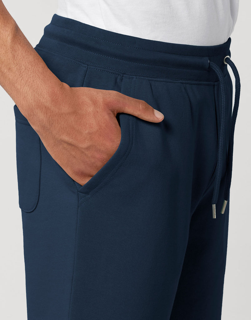 Men's Navy Relax Shorts
