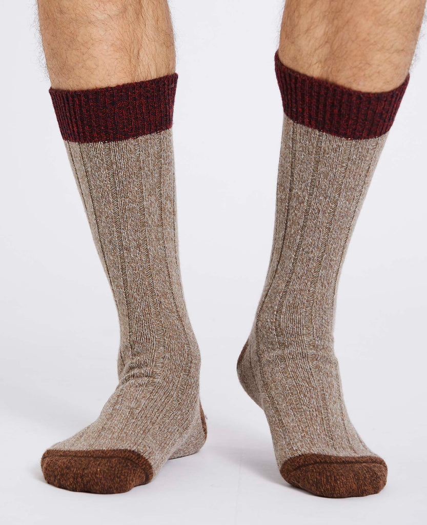 KNOCKOUT PACK! 7 PAIRS OF FAIRISLE SOCKS FOR £79