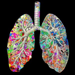 lungs - work 'em for super strength
