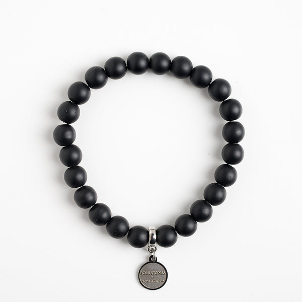 FOR MEN silver ONYX MAT