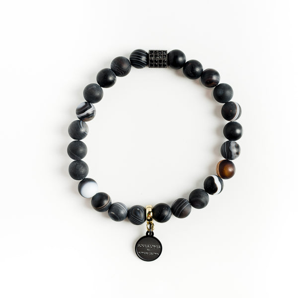 FOR MEN GOLD ONYX MAT