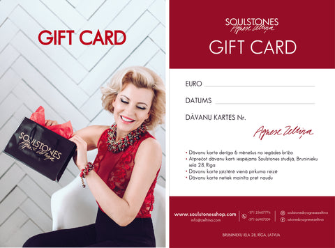 GIFT CARD 70 VII