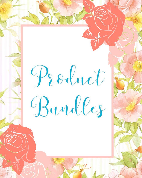 BenedictaBoutique Product Bundles