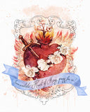 Immaculate Heart of Mary Printable Art and Home Decor - benedictaveils