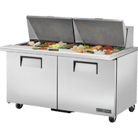 Restaurant Equipment > Refrigeration Equipment > Prep  Refrigerators
