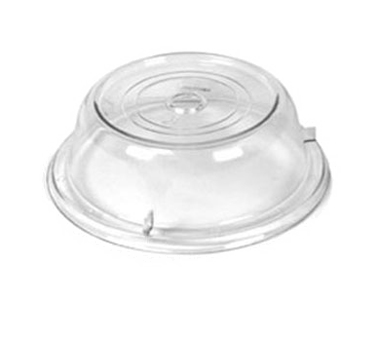"Araven 09891 Plate Cover 11-3/8""D, Polycarbonate Clear"