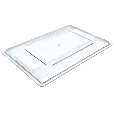 "Carlisle 1062707 StorPlus™ Food Storage Lid, 26""L x 18""W, clear, NSF, Made in USA"