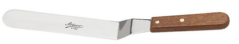 Ateco 1389, medium offset spatula 9.75""