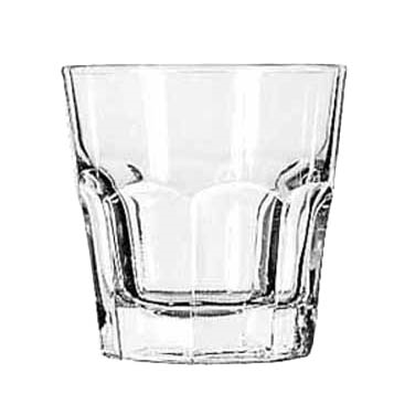 Libbey 15241 Rocks Glass, Gibraltar®, 7 oz., 3 dz Per Case
