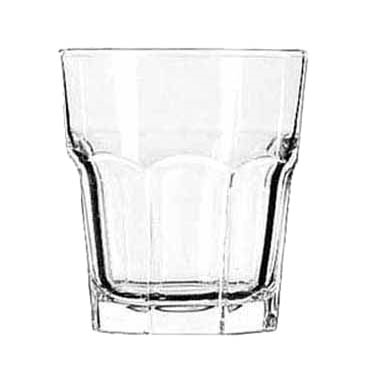 Libbey 15243 Double Rocks Glass, Gibraltar®, 12 oz., 3 dz Per Case