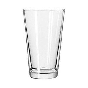 Libbey 1639HT Mixing Glass, 16 oz., 2 dz Per Case