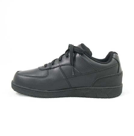 Genuine Grip 2010 Men's Sports Classic, Slip Resistant Work Shoes, Black