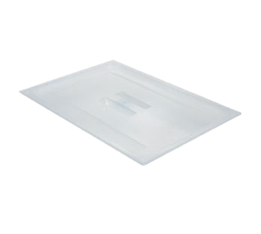 Cambro 20PPCH190 Food Pan Cover, 1/2 size, with handle, polypropylene, translucent, NSF