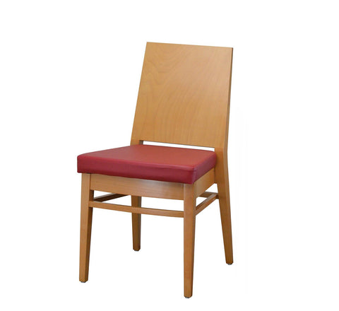 DHC 260-NAT Natural Bistro Chair