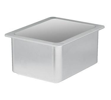 Cambro 26CF148 ColdFest 1/2-Size Food Pan, ABS, White