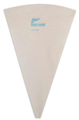 "24"" plastic coated decorating bag"