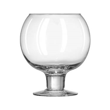Libbey 3408 Super Globe Glass, 51 oz.